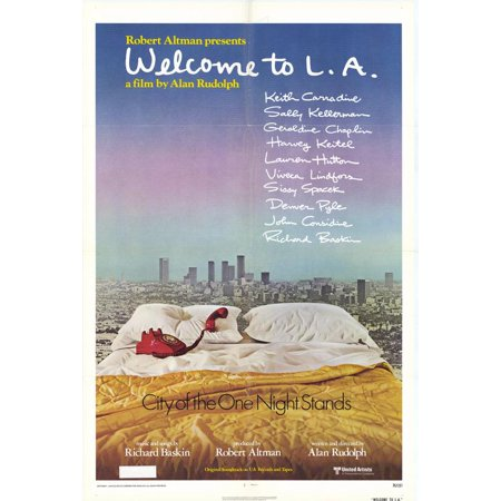 Welcome to L.A. POSTER Movie (27x40)