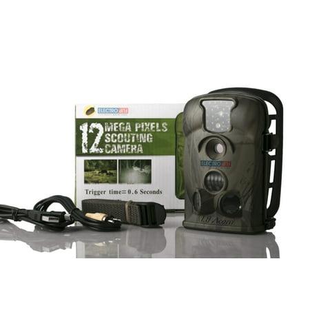 VGA/QVGA Trail Game Hunting Camera w/ Crisp Clear Full-Color Video - image 2 de 7