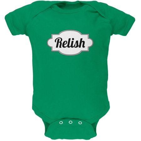 Halloween Relish Costume Irish Green Soft Baby One - Halloween Experience Ireland