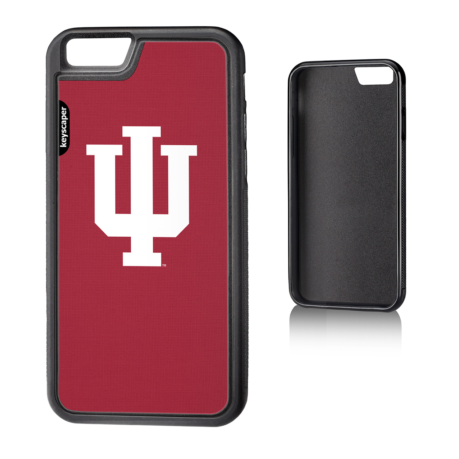 Indiana Hoosiers Solid iPhone 6 Bump Case