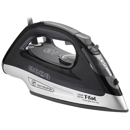 FV2640U0 Powerglide Anticalc Non-Stick and Scratch Resistant Durilium Ceramic Soleplate Steam Iron with Anti-Drip and Auto-off System, 1800-Watt,.., By