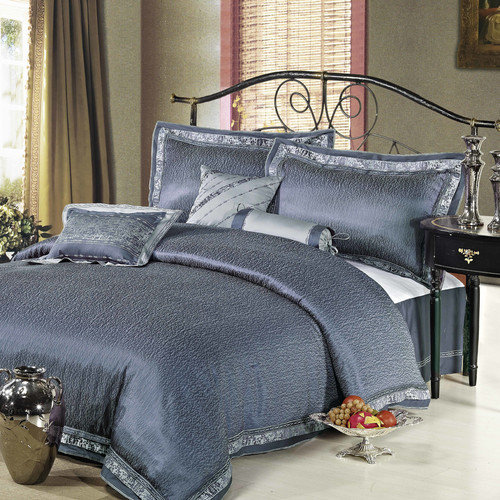 North Home Chateaux 7 PC Duvet Cover Set