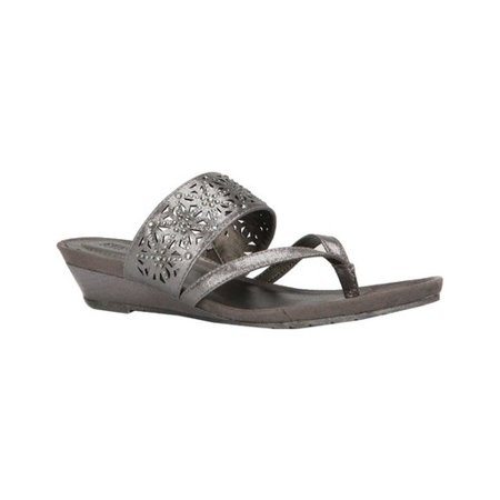 Women's Kenneth Cole Reaction Great Chime Thong Sandal - Great Gatsby Clothing