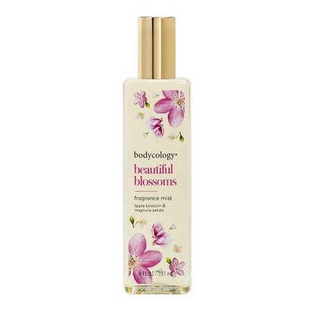 Beautiful Blossom (Bodycology Beautiful Blossoms Fragrance Mist Spray By Bodycology 8 oz )