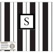 "K&Company Monogram Post Bound Album, 12"" x 12"""