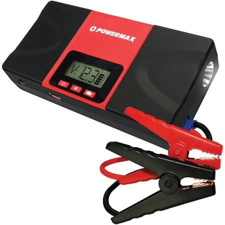 powermax usa 12v 18000 mah 700 amp lithium portable power. Black Bedroom Furniture Sets. Home Design Ideas