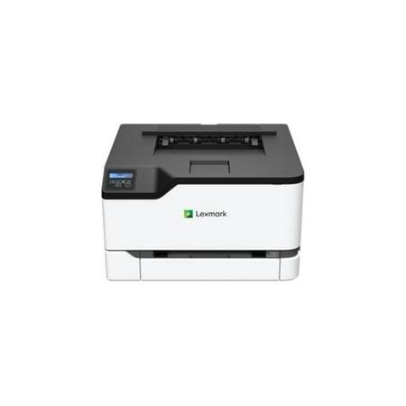 Lexmark CS331dw Color Laser Printer, White