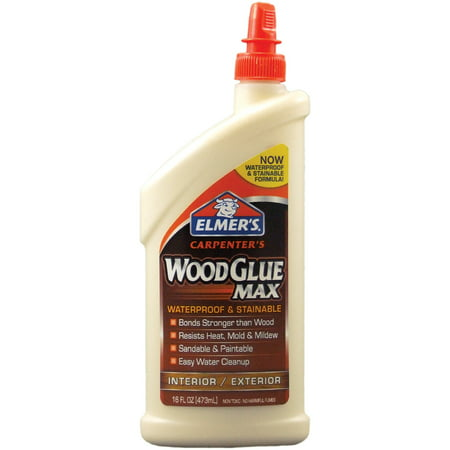 Elmer's Carpenter's Wood Glue Max -16oz