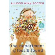 The Department of Lost & Found - eBook