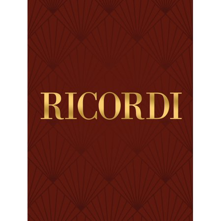 Ricordi Pets (Suite Of 8 Pieces) (Unaccompanied Clarinet) Woodwind Solo