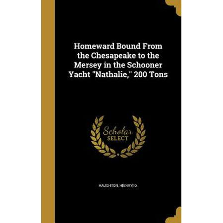 Homeward Bound from the Chesapeake to the Mersey in the Schooner Yacht Nathalie, 200