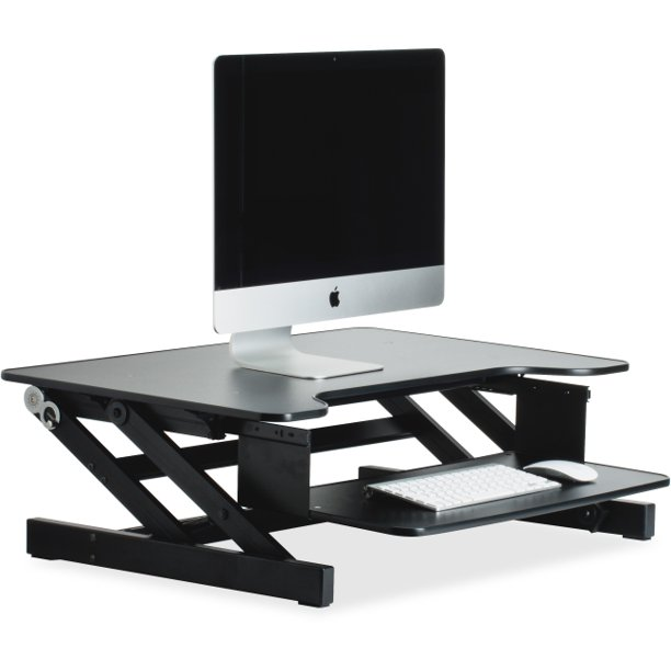 Lorell Sit-to-Stand Monitor Ri