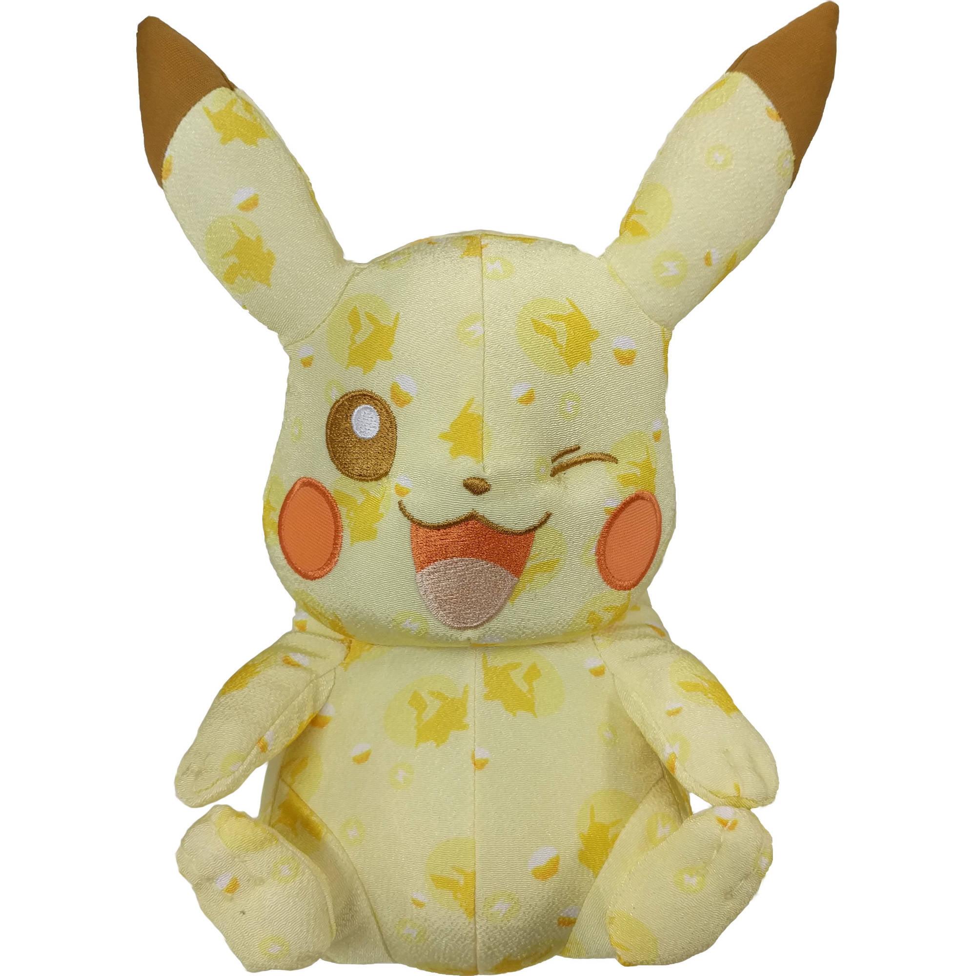 "Tomy Pokemon 20th Anniversary Pikachu 10"" Plush by TOMY"