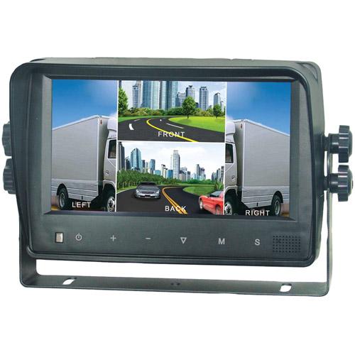 "Vision Tech America VTM7002Q 7"" Active Matrix TFT LCD Car Display"