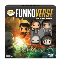 Deals on 4-Pack Funko Games POP! Funkoverse Harry Potter 100