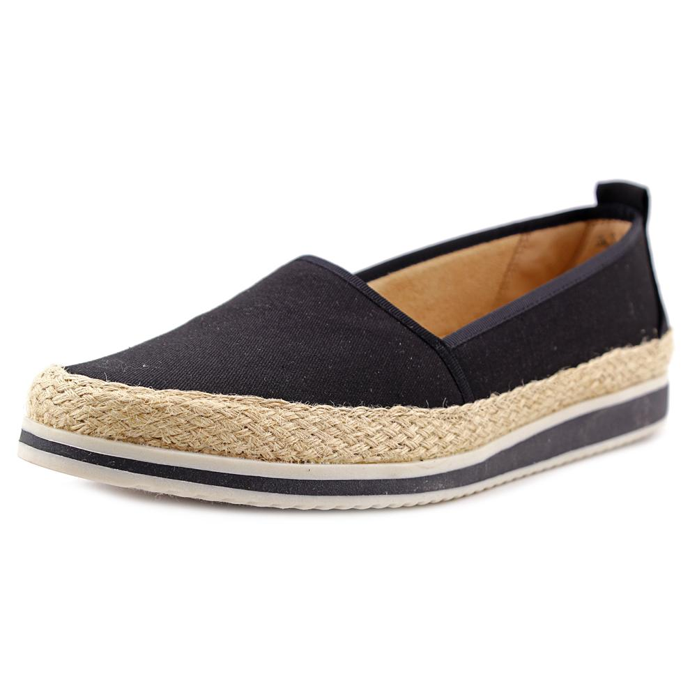 Naturalizer Davenport Women N S Round Toe Canvas Espadrille by Naturalizer