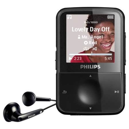 philips gogear vibe 4gb mp3 video player. Black Bedroom Furniture Sets. Home Design Ideas