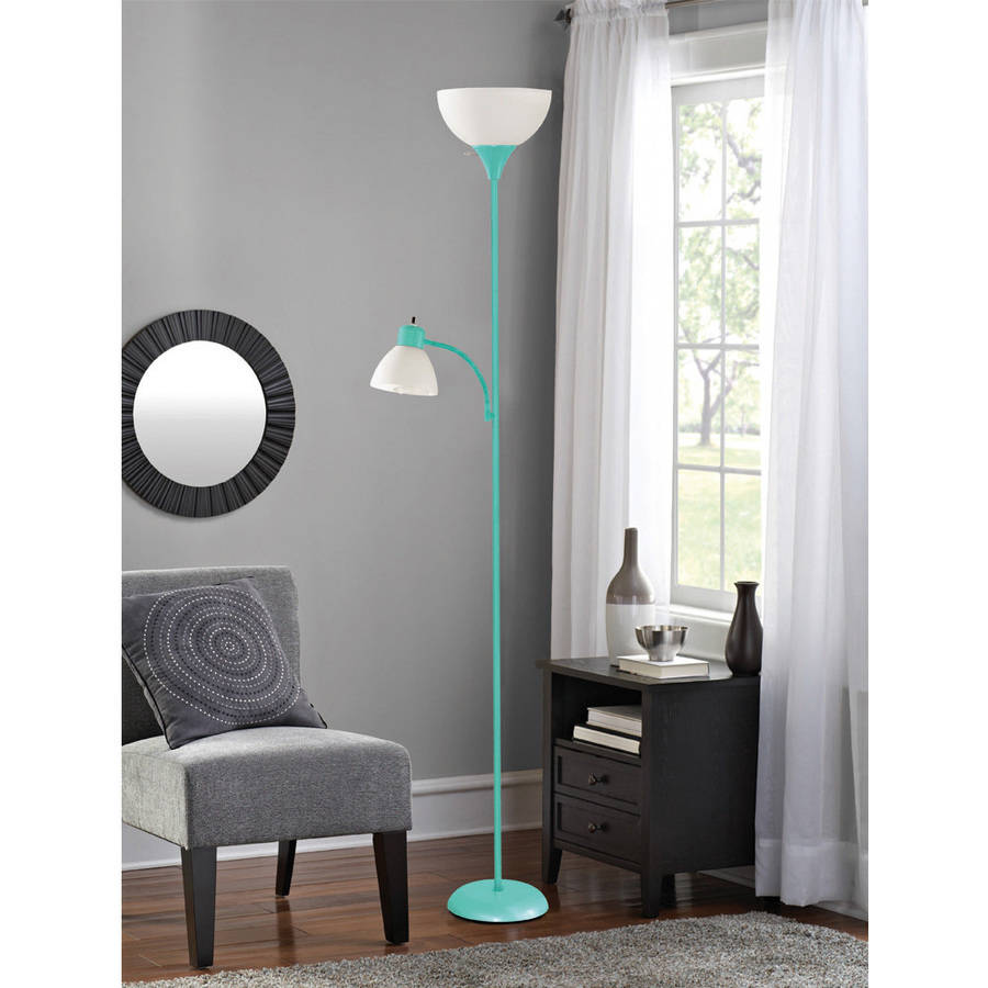Mainstays Combo Floor Lamp