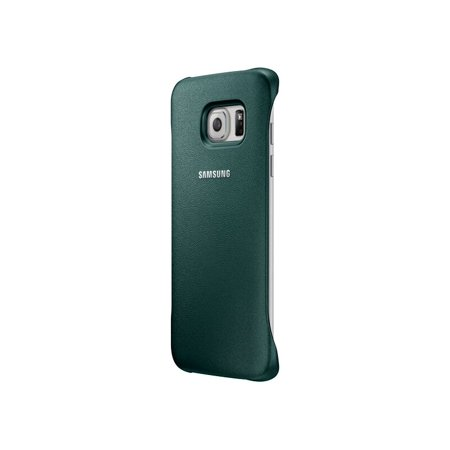 OEM Samsung Protective Cover for Galaxy S6 Edge - Green - image 1 of 1