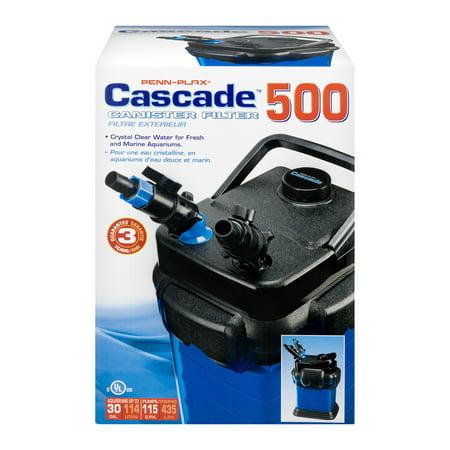 Penn-Plax Cascade Canister Filter