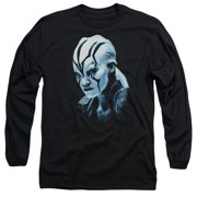 Star Trek Beyond Jaylah Burst Mens Long Sleeve Shirt