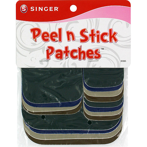 Peel N Stick Patches Assorted Sizes, 16-Pack