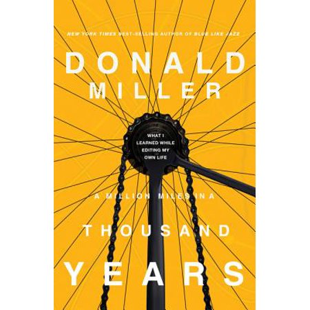 A Million Miles in a Thousand Years - eBook