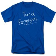 Saturday Night Live Sketch Comedy TV Show Turd Ferguson Signature Adult T-Shirt