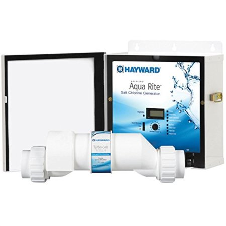 Hayward Goldline AQR15 AquaRite Electronic Salt Chlorination System for In-Ground Pools , 40,000-Gallon