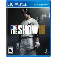 MLB The Show 18, Sony, PlayStation 4, REFURBISHED/PREOWNED