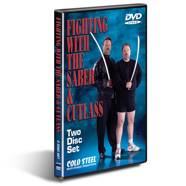 Cold Steel Saber Cutlass DVD by Generic
