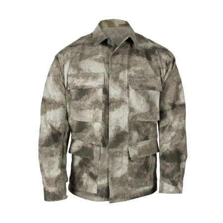 BDU Four Pocket Quick Dry Durable Military Ripstop Tactical Uniform Coat 4 Pocket Military Jacket