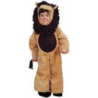 Child Lion Costume~Small 6-8 / Brown