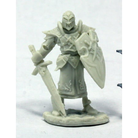 Reaper Miniatures Vernone, Ivy Crown Knight#77382 Bones RPG Miniature Figure - Miniature Crown Collection