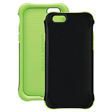 detailed look 1be1e 4a757 Ballistic Ur1413-a89c Urbanite GLOW for Apple iPhone 6, Black/Green