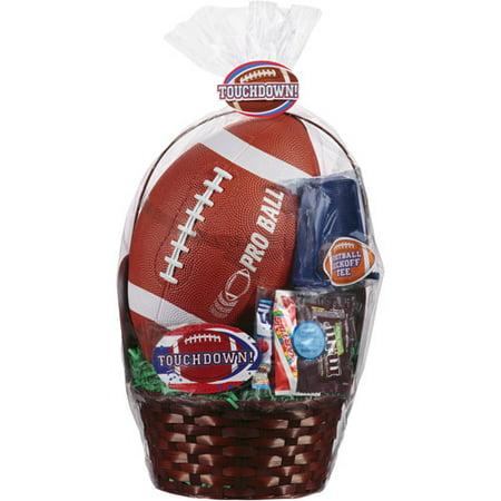 Touchdown football easter basket walmart touchdown football easter basket negle Gallery