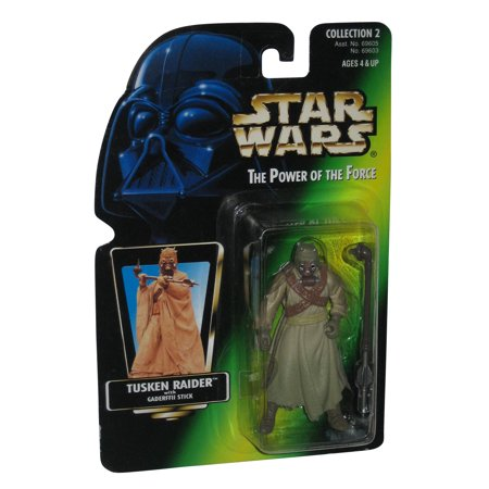 Star Wars Power of The Force Red Card Tusken Raider Action Figure ()