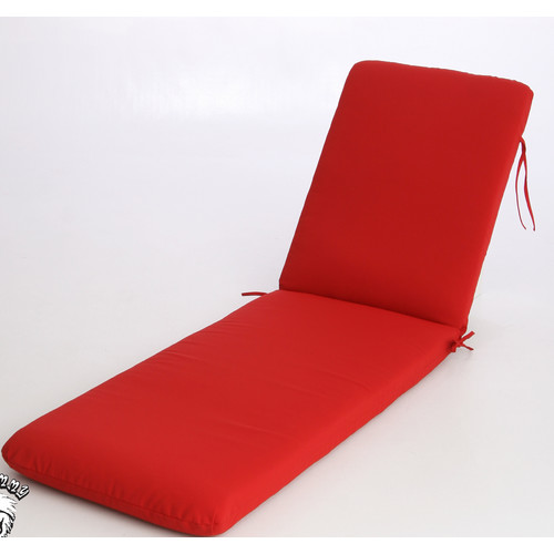 Buyers Choice Phat Tommy Outdoor Sunbrella Chaise Lounge Cushion