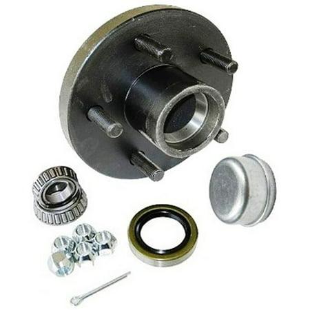 Bmx Hub 32 Hole (RELABLE MACHINE 1-150A-04-02 5 Hole Hub 1 Inch - Short )