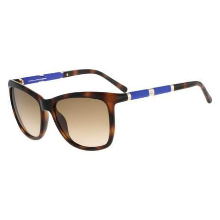 95a1d257698 Diane Von Furstenberg - DVF DVF609S HANNAH Sunglasses 237 Soft Tortoise -  Walmart.com