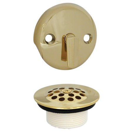 Danco Grid Shower Drain with Overflow