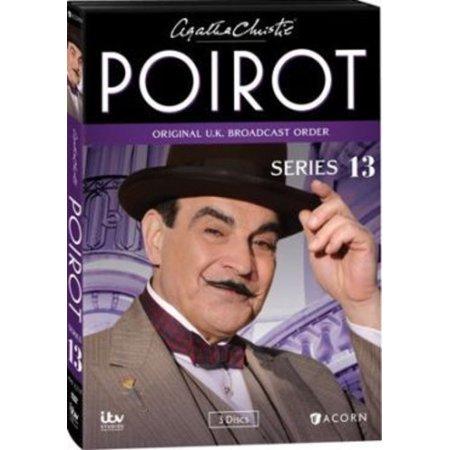 Agatha Christies Poirot  Series 13