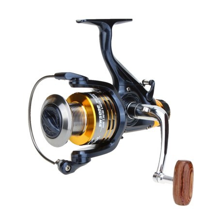 10+1BB Ball Bearings Left/Right Interchangeable Collapsible Handle Carp Fishing Wheel Metal Spinning Reel Aluminum Spool High Speed