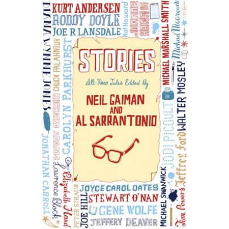 Stories. Edited by Al Sarrantonio, Neil Gaiman
