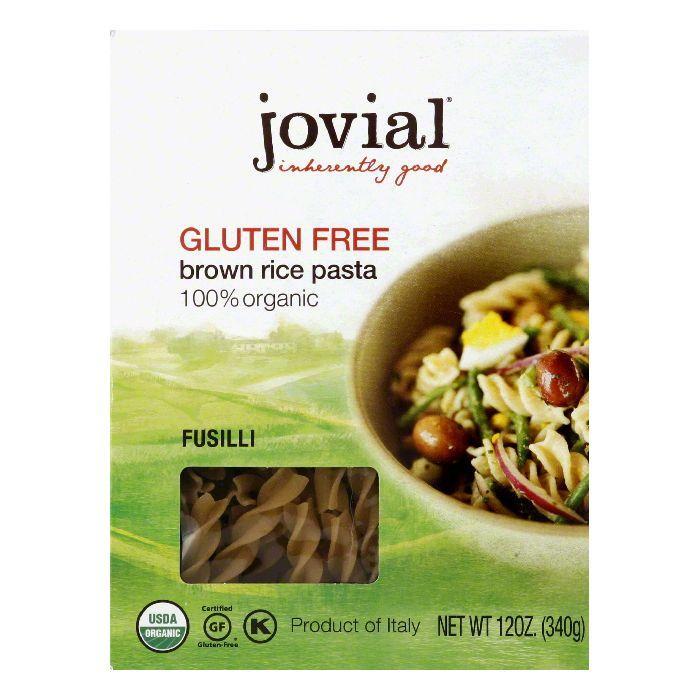 Jovial Brown Rice Fusilli, 12 Oz (Pack of 3)