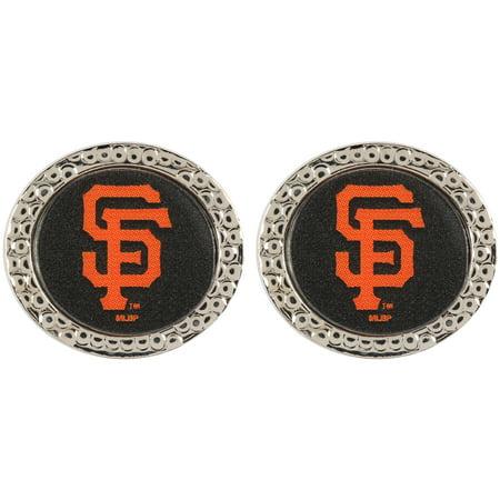 San Francisco Giants WinCraft Women's Round Post Earrings - No Size