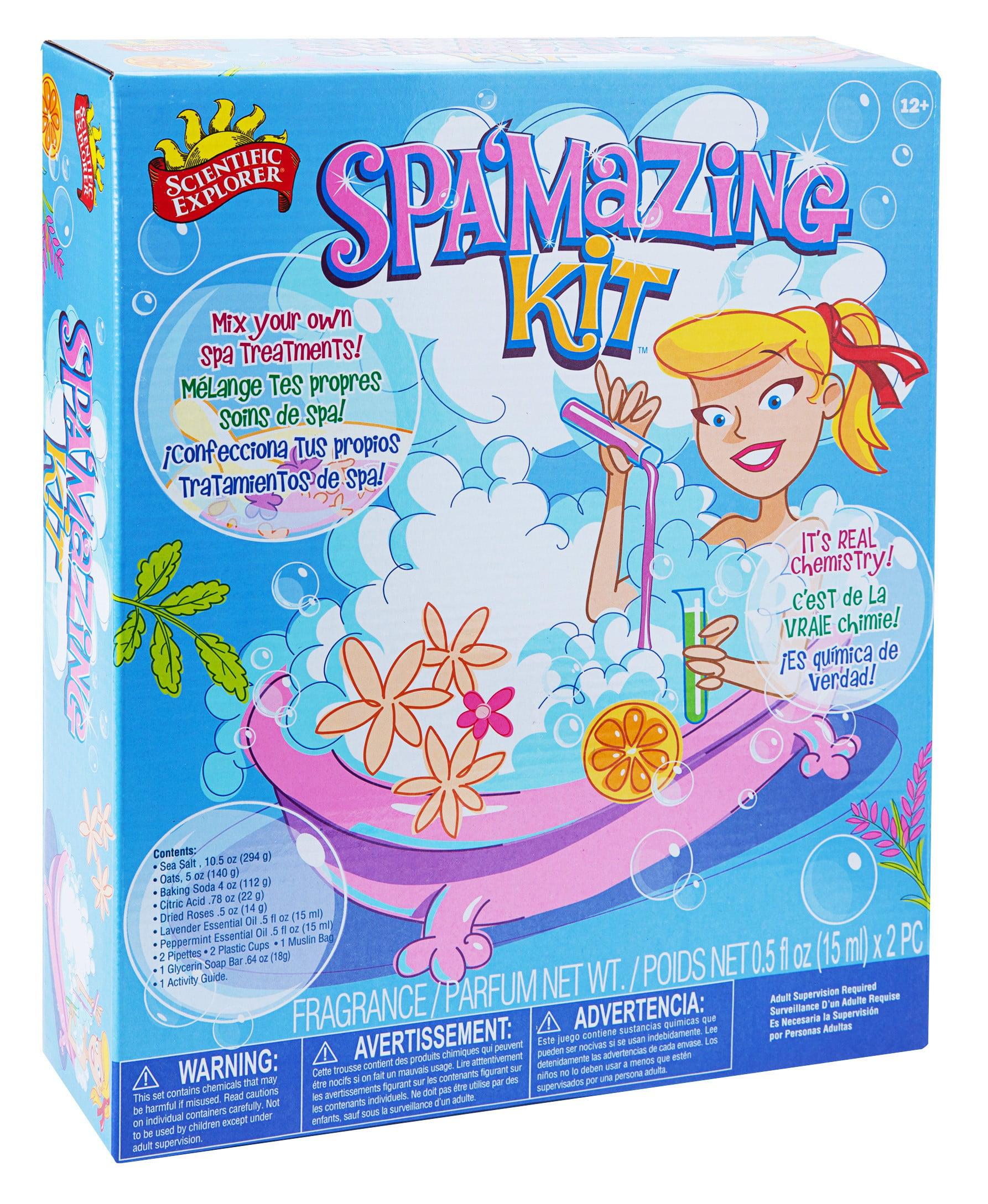 Spa Science Kit Walmart