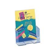 "Staples Literature Holder 6.5"" x 2.24"" Clear Plastic (16647-CC) 913923"