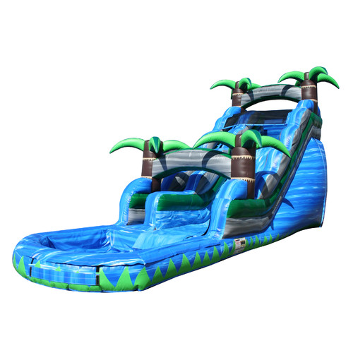 EZ Inflatables Crush Water Slide