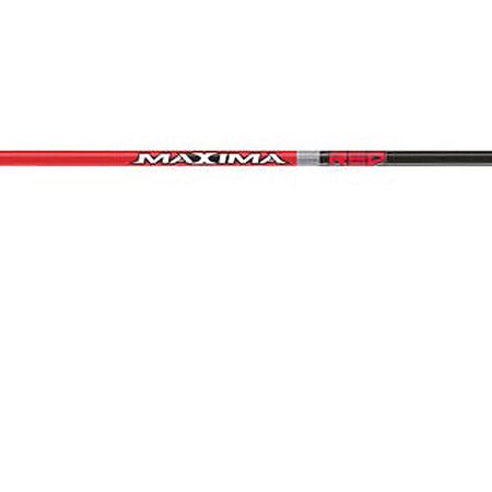 Carbon Express Maxima Red Arrow Shaft, 250, 12pk, 50751
